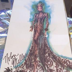 NIB Nolan Miller Barbie collector's item